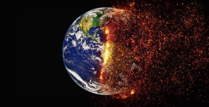 Earth ending