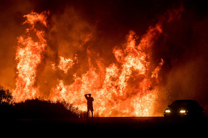 Southern California-wildfires