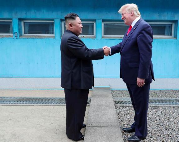 Kim Jong Un-Trump