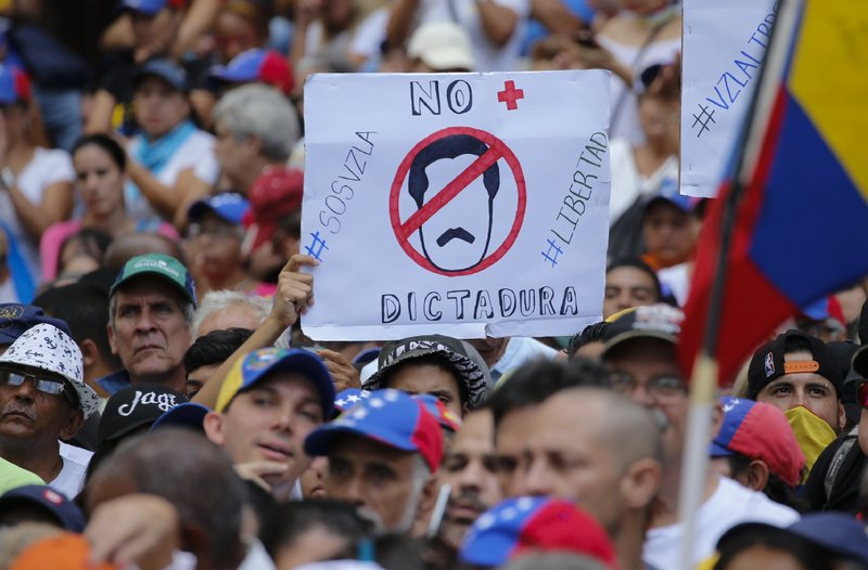 New round of protests shakes Venezuela as public services fail