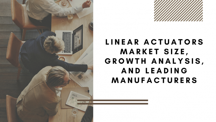 Marketing Linear Actuators Market Size, Growth Analysis, and Leading Manufacturers