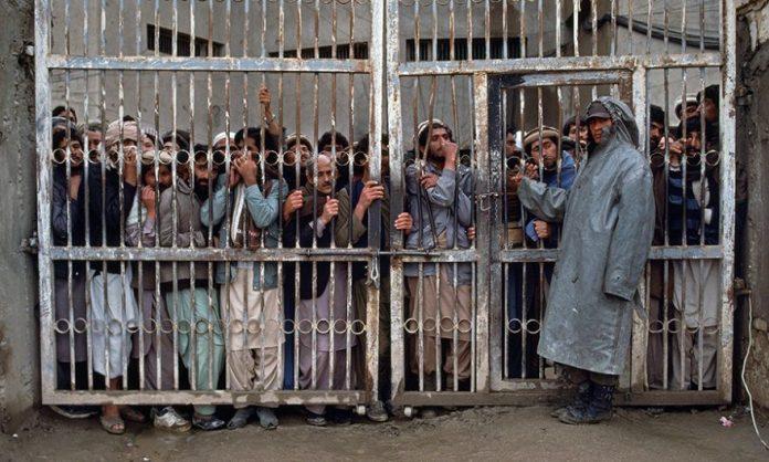 Afghanistan prison riot