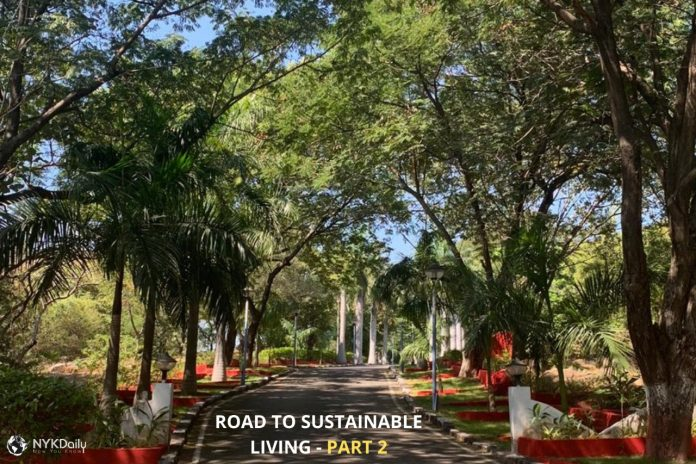 Sustainable Living- Zero Waste