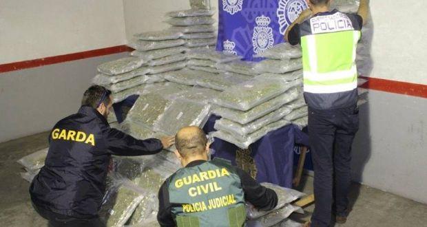 drugs Spain