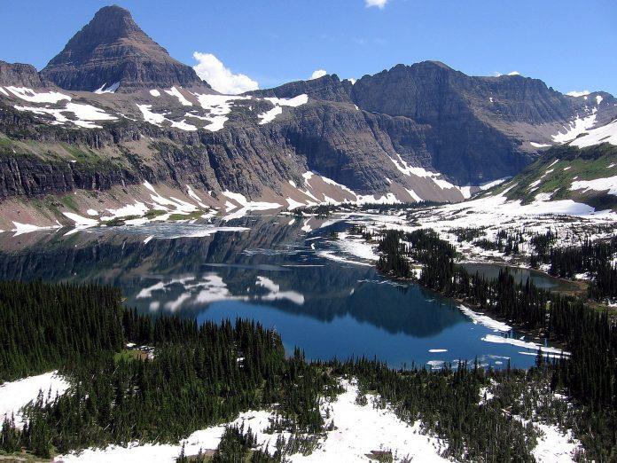 Hidden Lake overview