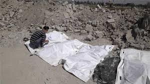 23 bodies retrieved in Iraq's Mosul