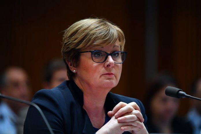 Defence Minister Linda Reynolds