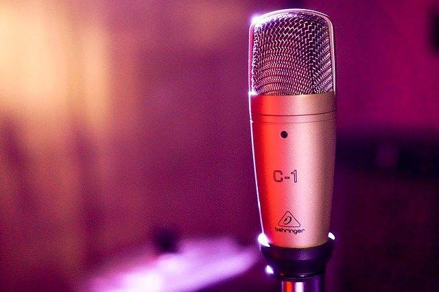 Karaoke Microphone mic Singing Song Music