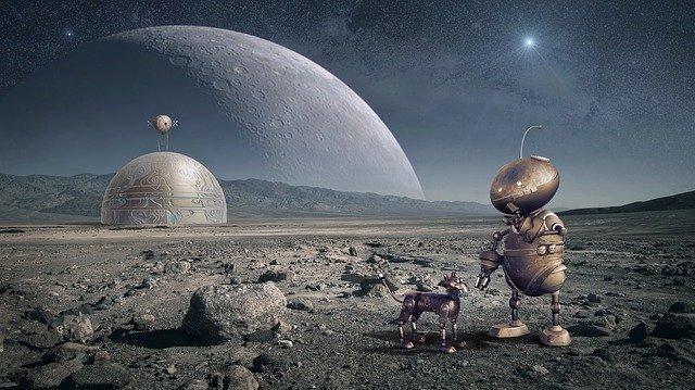 Robot-scifi-sciencefiction