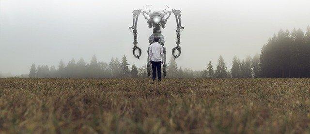 Sci-fi Story-Robot-Human