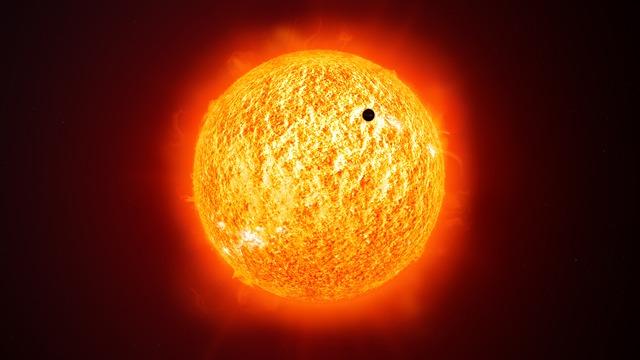 Mercury - Sun