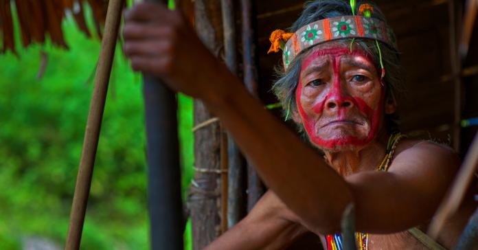 Tribe-Tribal-Native-Kanha-