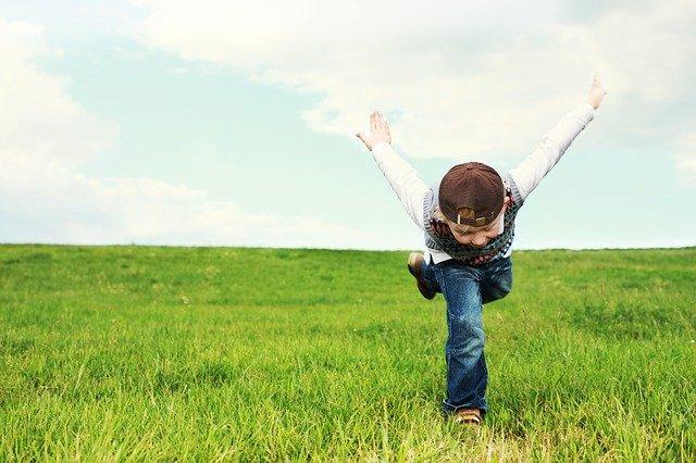 Enthusiasm- Happy Child
