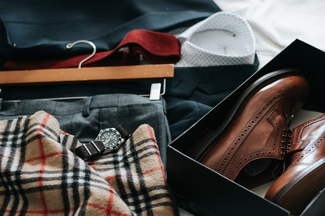 Closet - shoes - formals -tshirt - shirts - watch - watches - wardrobe