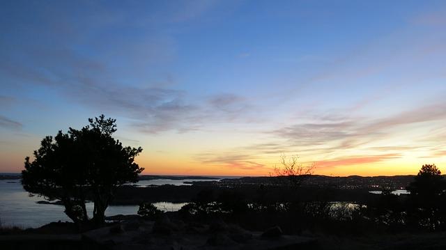 Kristiansand Odderøya Norway