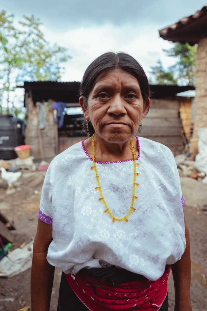 person mexican standing looking